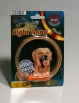 Trixie Light band blikací obojek 50cm