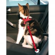 Trixie Postroj do auta pro kočku