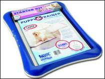 Savic Puppy trainer L Toaleta + podložky