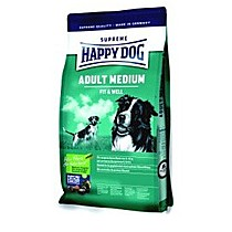 Happy Dog Adult Medium Fit Well 12,5kg