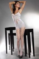 LivCo Corsetti Artemida white Bodystocking