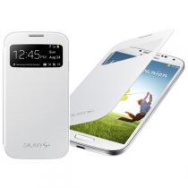 Samsung S-View EF-CI950BWEG pro Galaxy S4 bílá (EF-CI950BWEGWW)