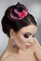 LivCo CORSETTI FASHION Mini top Hat 9
