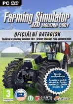 Farming Simulator: JZD moderní doby - Oficiální datadisk (PC)
