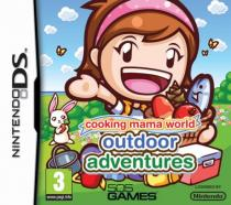 Cooking Mama World: Outdoor Adventures (NDS)