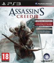 Assassins Creed 3 (PS3)