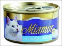 Miamor Filet konzerva tuňák + krevety 100g