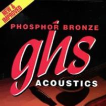 GHS 605 SET, 12-STR, PHBR 09/42
