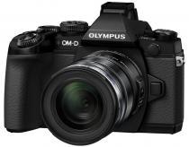 Olympus E-M1 + 12-50 mm
