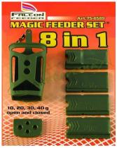 Falcon Magic Feeder set 8v1