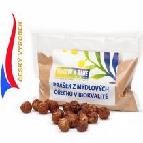 YELLOW&BLUE z mýdlových ořechů - 500g