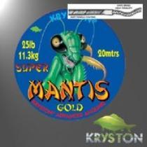 KRYSTON Mantis Gold 20m