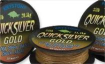 KRYSTON Quick Silver Gold 35lb 20m