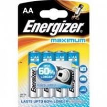 ENERGIZER BAT MAXIMUM ALK LR6/4 4xAA