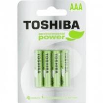 TOSHIBA BAT E-POWER R03 4BP UE AAA