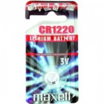 MAXELL CR 1220 LITH. MINCOVÁ 3V