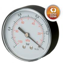 CHINA Manometr zadní 0/10 bar - 63 - M12x1,5
