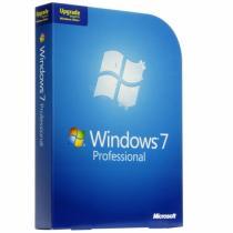 OEM Microsoft Windows 7 Professional CZ GGK