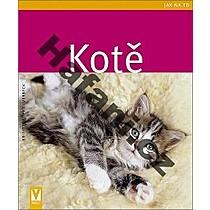Kniha Kotě