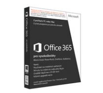 Microsoft Office 365 University 4 roky CZ