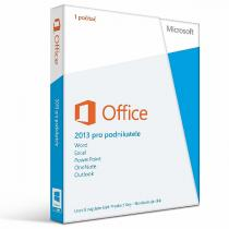 Microsoft Office Home and Business 2013 CZ