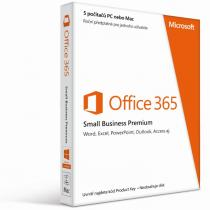 Microsoft Office 365 Small Business Premium cz