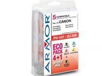 ARMOR B10177 PACK PGI525,CLI526 CANON