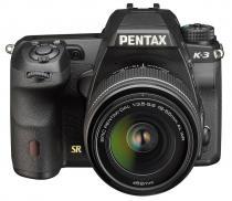 Pentax K-3 + 18-55 mm WR