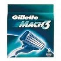 Gillette Mach 3 8ks