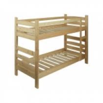 GaMi patrová postel Matěj, dělená, 90x200 cm