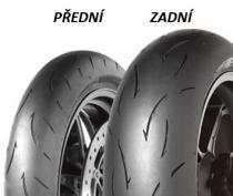 Dunlop SP MAX D212 GP PRO3 120/70 ZR17 58 W