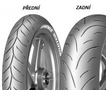 Dunlop SP MAX Qualifier 120/70 ZR17 58 W