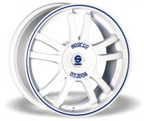 Sparco Rally (WB) 7x17, 4x108, ET25