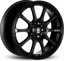 Sparco Drift (Black) 7x16, 5x100, ET35