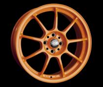 OZ ALLEGGERITA HLT 5F Orange 9.5x18, 5x120, ET35