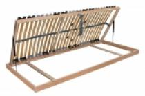 Ahorn Portoflex kombi P - levý, pevný, 100x200 cm