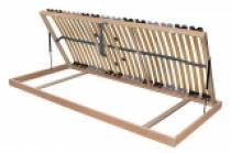 Ahorn Portoflex kombi P - pravý, pevný, 100x200 cm