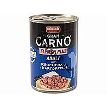 Konzerva Animonda Gran Carno uzený úhoř + brambory 400g