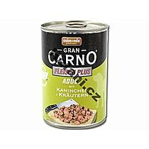 Konzerva Animonda Gran Carno králík + bylinky 400g