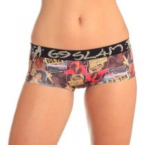 69Slam Boxer Pimp - Dámské Kalhotky