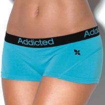 Addicted - Modrá - Dámské Kalhotky