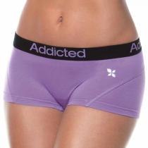 Addicted - Fialová - Dámské Kalhotky