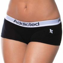 Addicted - Černá - Dámské Kalhotky