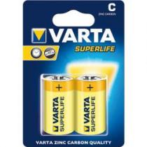 Varta SuperLife Zn-Cl R14 2ks