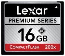 Lexar Premium CompactFlash 16GB 200x