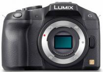 Panasonic Lumix DMC-G6 tělo