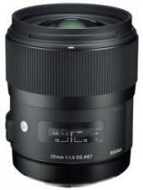 SIGMA 35mm f/1.4 DG HSM Art Canon