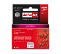 Action ActiveJet Ink Canon CLI-521M