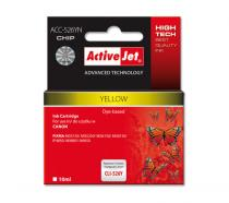 Action ActiveJet ink Canon CLI-526Y