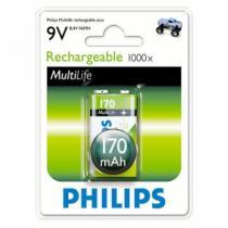 PHILIPS 9V 170mAh MultiLife